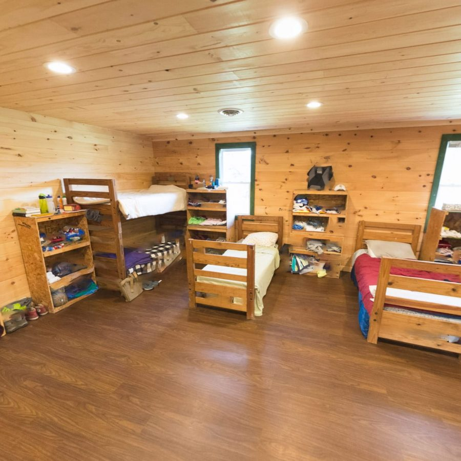 boys bunk interior